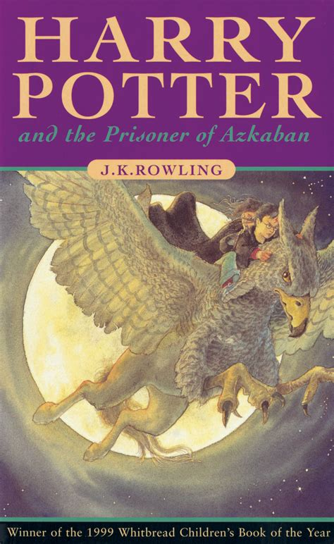 harry potter picture book prisoner of azkaban uk children s edition harry potter