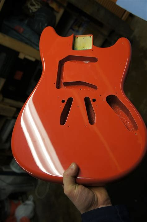 spray paint guitar nitrocellulose guitar refinishing s instrument services