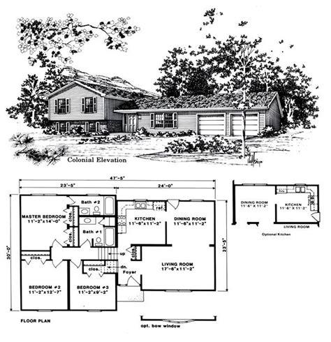 tri level home plans designs beautiful tri level house plans 8 1970s tri level home plans smalltowndjs