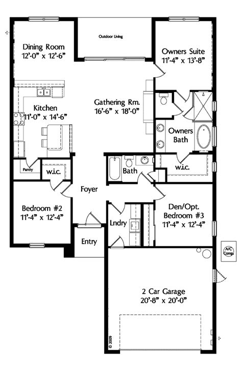 Tri Level Home Plans Designs house plan 64638 at familyhomeplans com