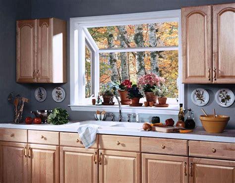 kitchen garden window ideas kitchen bay window sink cost wow