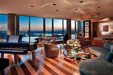 Scandinavian Home Interior Design the gartner penthouse for sale in new york city