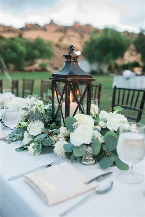 outdoor table centerpieces wedding an after you won t believe