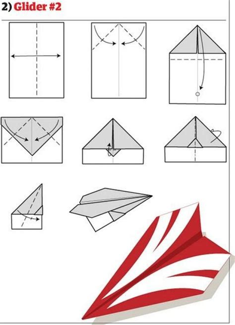 how to make origami airplane how to make paper airplanes 13 pics curious