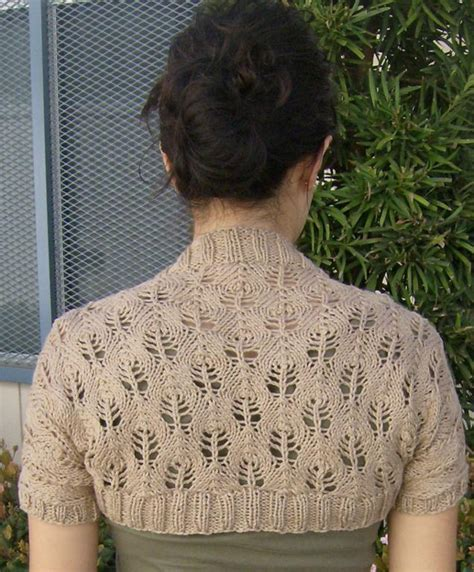 knit shrug pattern try a free shrug knitting pattern for easy layering