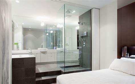 Bedroom And Bathroom Ideas open bathroom concept for master bedroom
