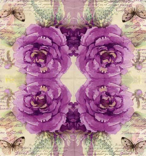purple decoupage paper decoupage paper napkins of classic purple with a