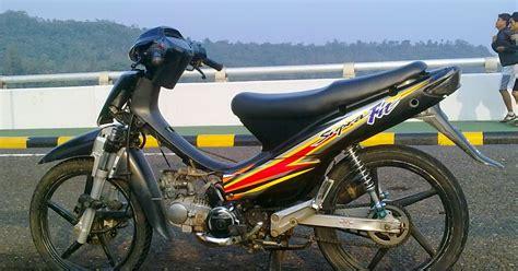Gambar Modifikasi Motor Supra X by Modifikasi Motor Supra X Standar Thecitycyclist