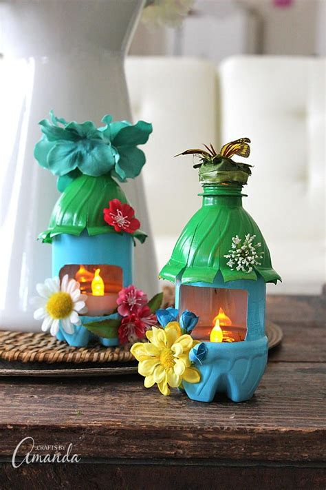 plastic water bottle crafts for 25 best ideas about plastic bottle crafts on