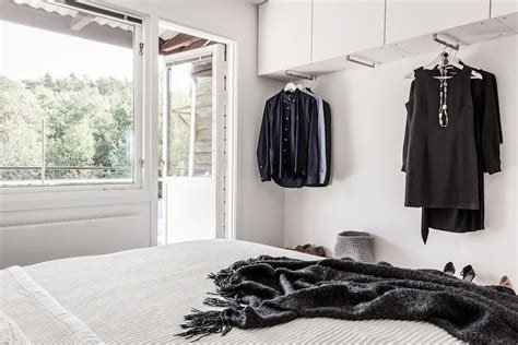 bedroom clothes rack open closet ideas for small spaces