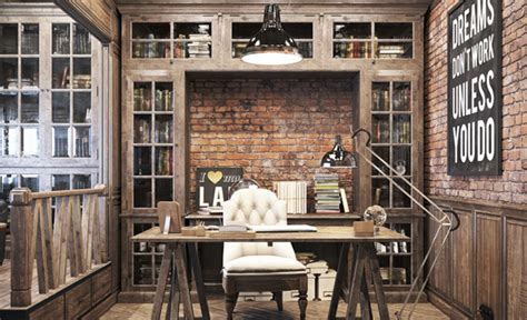 vintage home interiors vintage office design in residence adorable home