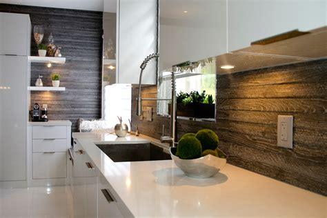 how to do backsplash in kitchen 6 backsplash ideas that aren t tile
