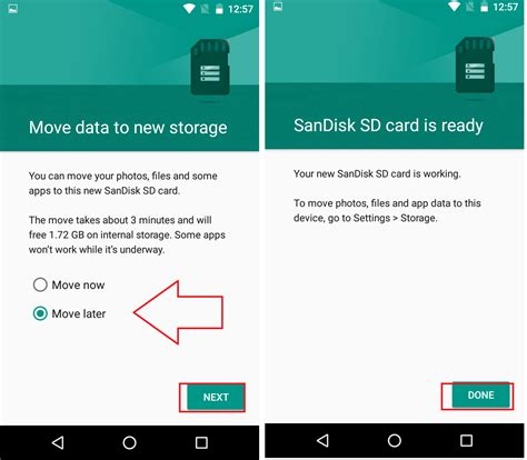 how to make phone use sd card learn new things how to use sd card as storage