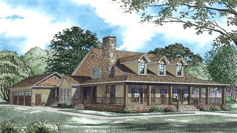 home plans wrap around porch ranch style home plans with wrap around porch
