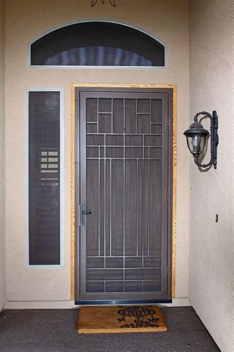 home security front door 17 best ideas about security door on safe door