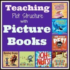 using picture books to teach writing teaching plot structure using picture books this