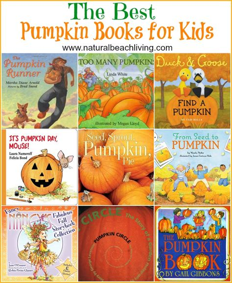 pumpkin picture books the best pumpkin books for living