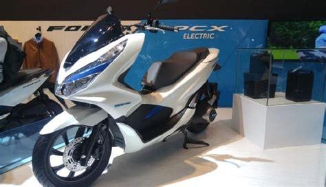 Pcx 2018 Lazada by Honda Pcx Electric Segera Dipasarkan Di Asia Tenggara