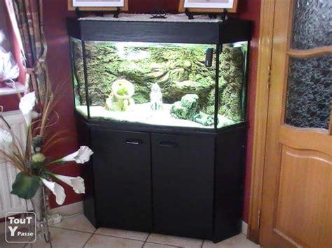 vend aquarium de coin