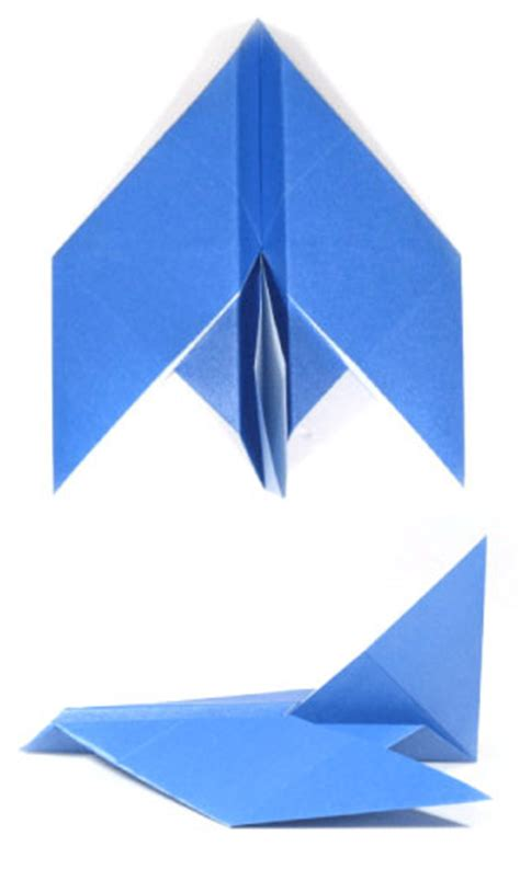 origami plane easy how to make an easy origami jet plane page 1