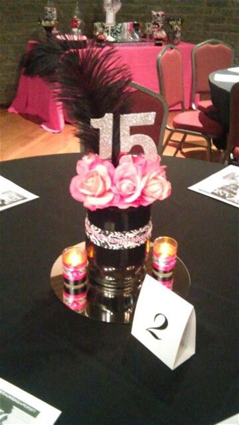 centerpieces for 15 anos 1000 ideas about quinceanera decorations on