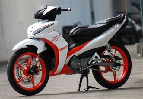 Modifikasi Supra X 125 Indoprix by Harga Yamaha Jupiter Z1 2018 Review Spesifikasi Modifikasi