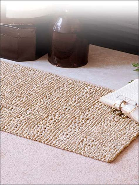 free knitted rug patterns free knitting patterns for windows doors floors