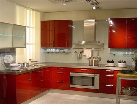 kitchen interiors images modern indian kitchen interior design