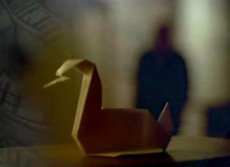 prison origami swan appianlife michael scofield s origami creations