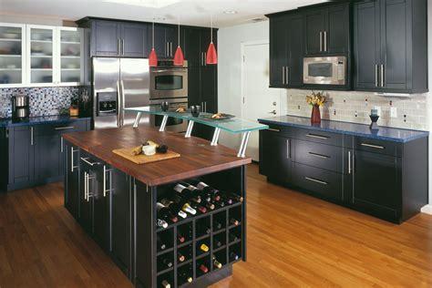 black kitchen cabinet ideas black kitchen ideas terrys fabrics s