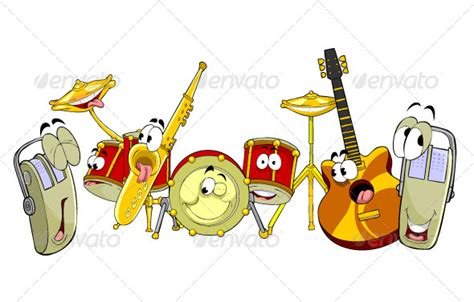 cartoon instruments 187 dondrup com