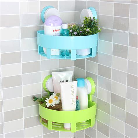 bathroom storage box simple bathroom accessories basket rack wall hanging