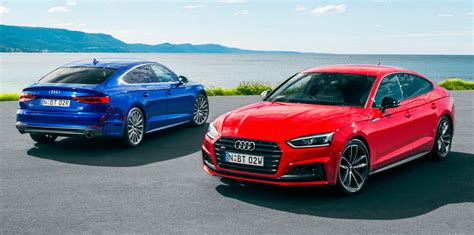 Audi S5 Cost by 2017 Audi A5 Sportback S5 Sportback Pricing And Specs