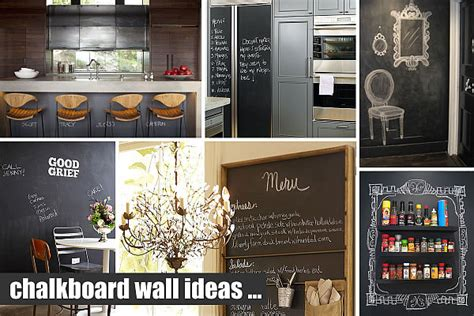 chalkboard paint ideas for home chalkboard paint ideas when writing on the walls becomes