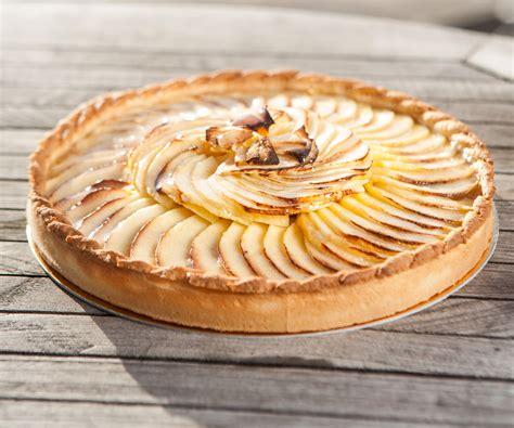 recette 17 tarte aux pommes la pistacheraie