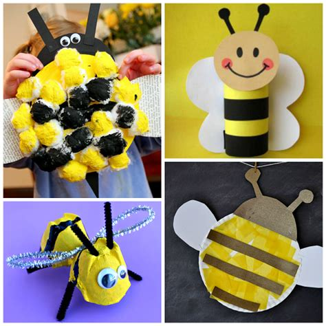 bee crafts for buzzworthy bee crafts for to make crafty morning