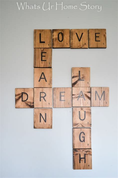 is fe a scrabble word best 20 scrabble tile crafts ideas on