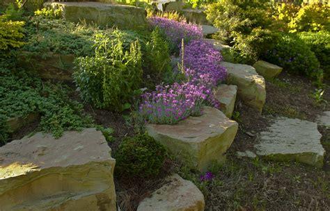 rock garden features kentucky plant and wildlife rock gardens a great