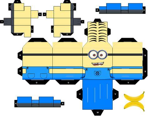 paper craft website cubeart on minions lego wars and deviantart