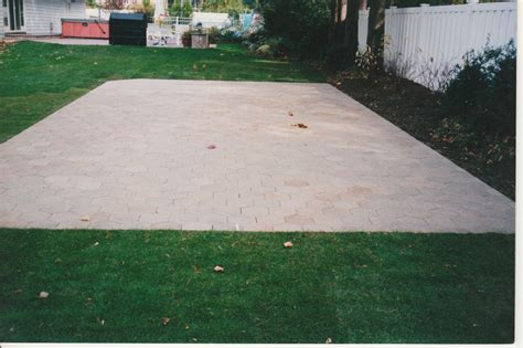 patio with concrete pavers patio pavers what you need to concrete pavers guide