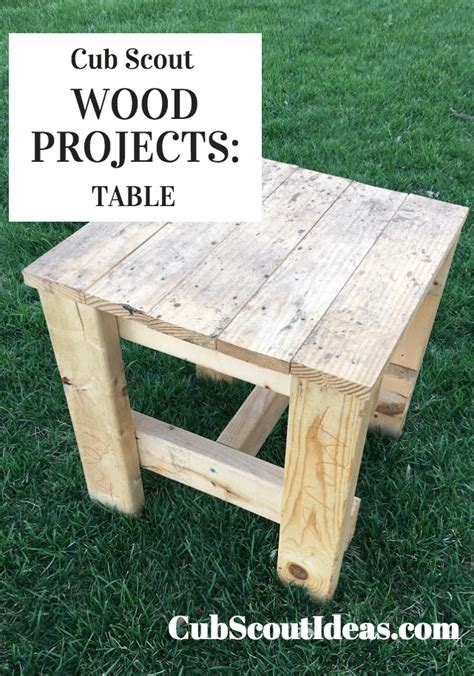 scout woodworking projects baloo the builder for cub scouts cub scout ideas