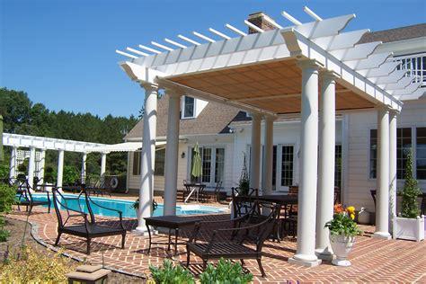 covers for pergolas pergola covers shade outdoor living solutions