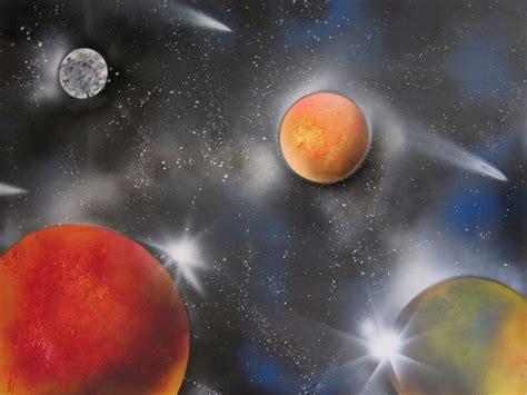 spray paint tutorial space space with spray paint by sunchyne on deviantart