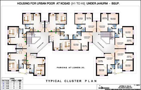 floor plan of modern family house modern family house floor plan house plans