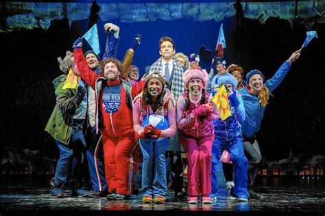 groundhog day broadway groundhog day on broadway the show must still go on