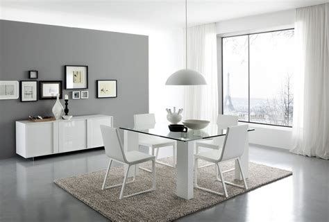 white modern dining room sets dining furniture from italy home decoration club