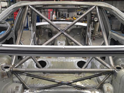 Roll Cage by Custom Race Car Roll Cage Tc Designs
