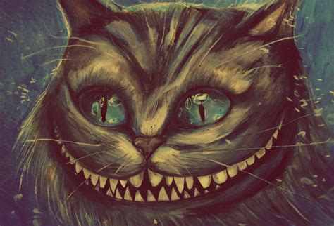 cheshire cats painting cheshire cat by ahsr on deviantart