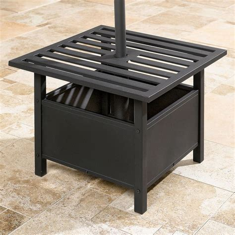 patio umbrellas stands 17 best ideas about patio umbrella stand on