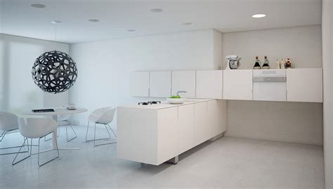 Apartment Setup Ideas a super minimalist modern apartment in white